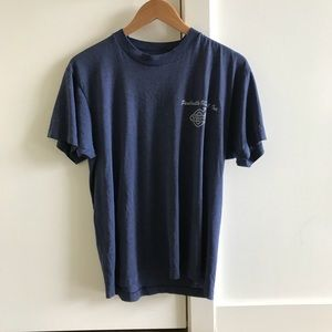 Vintage retro Volvo Mechanic Tee